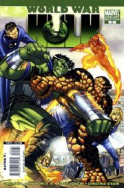 World War Hulk #2 Romita Retail Incentive Variant Marvel comic book